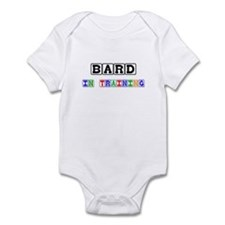 Bard In Training Infant Bodysuit