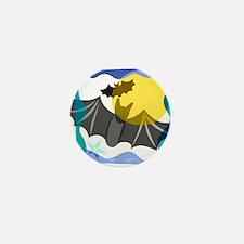 BAT (2) Mini Button