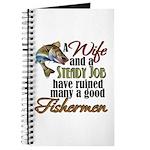 Wife - Steady Job - Fishermen Journal