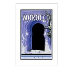 Morocco Postcards (Package of 8)