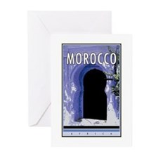 Morocco Greeting Cards (Pk of 10)