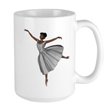 Ballerina Bride Mug