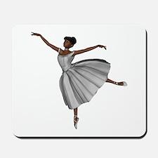 Ballerina Bride Mousepad