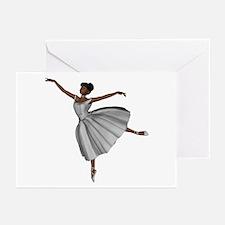 Ballerina Bride Greeting Cards (Pk of 10)
