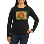 Chirurgeon's Oath Women's Long Sleeve Dark T-Shirt