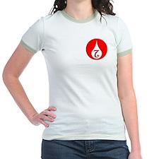 Chirurgeon's Oath Jr. Ringer T-Shirt