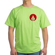 Chirurgeon's Oath Green T-Shirt