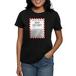 Top Secret Women's Dark T-Shirt