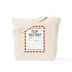 Top Secret Tote Bag
