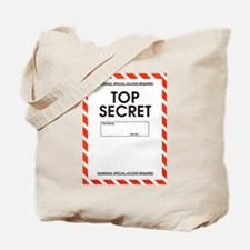 Top Secret Tote Bag