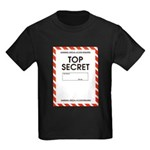 Top Secret Kids Dark T-Shirt