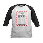 Top Secret Kids Baseball Jersey