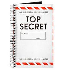 Top Secret Journal