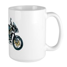 Aprilia Tuono Gray Motorbike Mug