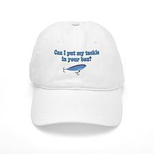 Tackle Box Sharing Baseball Cap