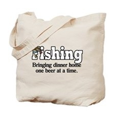 One Beer At A Time Tote Bag