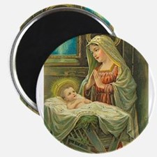 "Mary & Jesus 2.25"" Magnet (10 pack)"