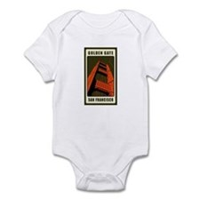 Golden Gate Infant Bodysuit