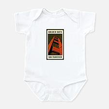 Golden Gate Infant Bodysuit
