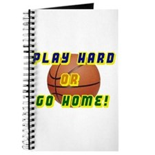 Play Hard Journal