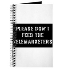 Please don't feed the telemar Journal