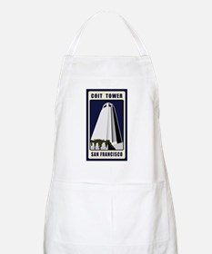 Coit Tower BBQ Apron