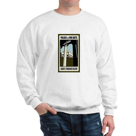 Palace of Fine Art Sweatshirt