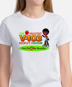 Healthy People's Station Tee