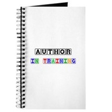 Author In Training Journal