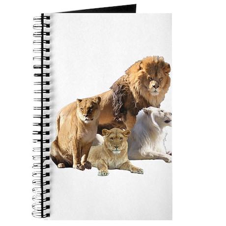 Lion Pride Journal