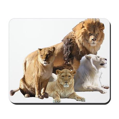 Lion Pride Mousepad