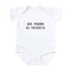 Au Pair In Training Infant Bodysuit