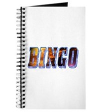 Bingo Text Journal