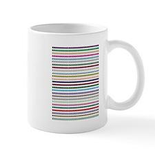 Colorful Alphabet Mug