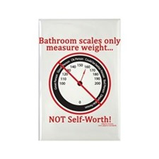 Weigh In Time Rectangle Magnet (10 pack)