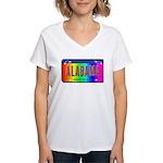 Alabama Women's V-Neck T-Shirt