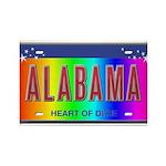 Alabama Rectangle Magnet (10 pack)
