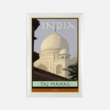 India Rectangle Magnet