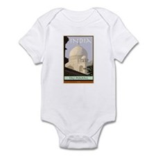 India Infant Bodysuit