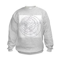 Pentagram Growing Sweatshirt