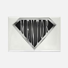 SuperMentor(metal) Rectangle Magnet