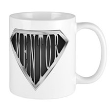 SuperMentor(metal) Small Mug