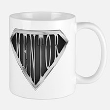 SuperMentor(metal) Small Small Mug