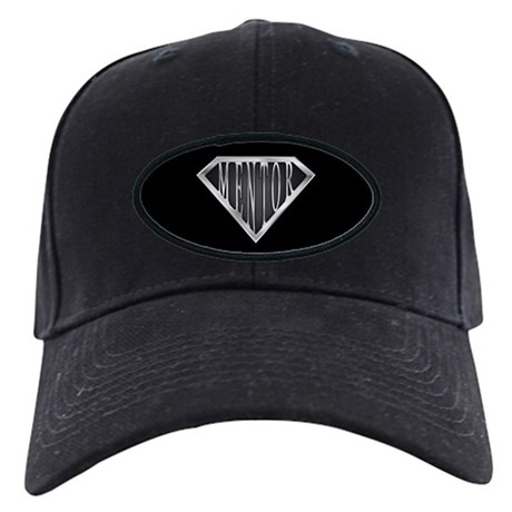 SuperMentor(metal) Black Cap