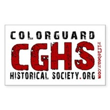 CGHS Rectangle Decal