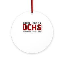 DCHS Ornament (Round)