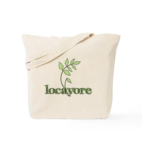 Locavore Tote Bag