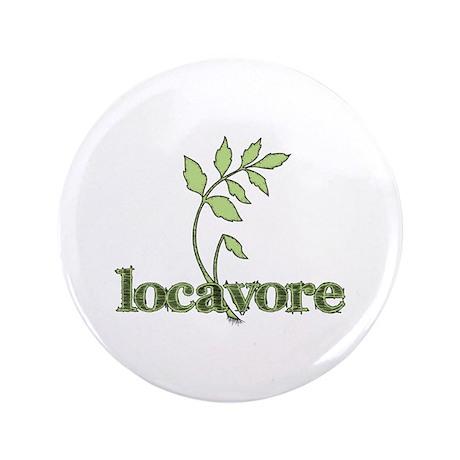 "Locavore 3.5"" Button (100 pack)"