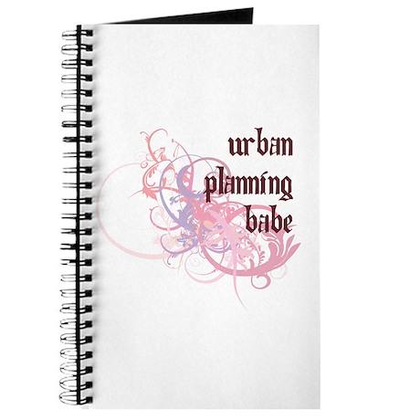 Urban Planning Babe Journal