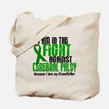 In The Fight Against CP 1 (Grandfather) Tote Bag